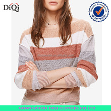 New design beautiful women winter sweater from factory