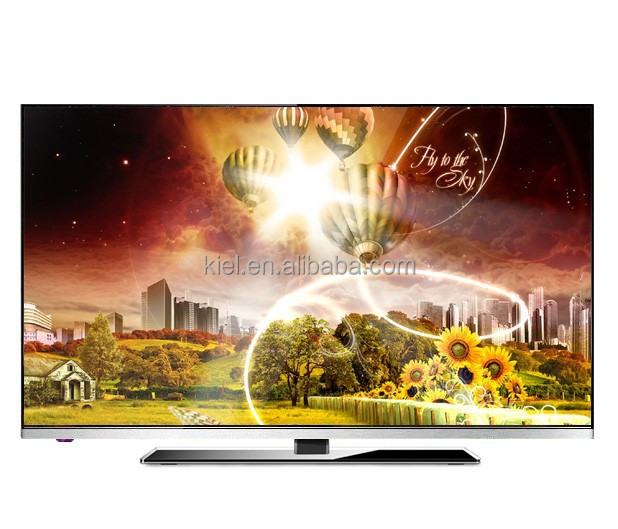 frameless 65 inch led tv with3840*2160 resolution uhd 4K 120hz Android Smart/