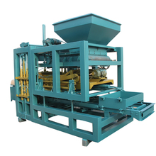 Automatic ecological brick making machine