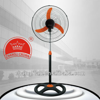 "18"" stand fan with OX blades"