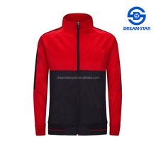 2017 Wholesale Thai Quality Custom Football Training Tracksuits Cheap Price Soccer Jacket