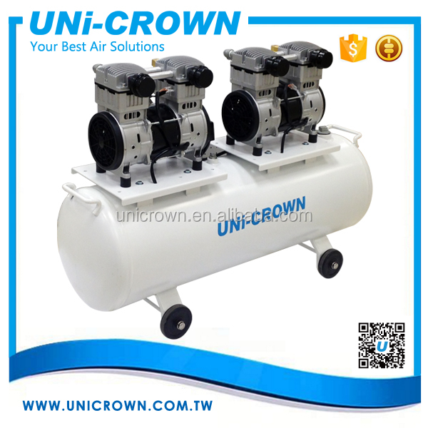UN-602PT 7kgf/cm2 600LPM 4HP High pressure rocking piston air compressor supplier
