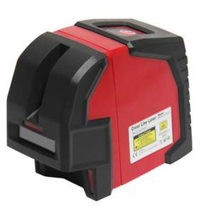Automatic Portable Self-leveling Red Laser Line Cross Laser Level with 2dots MSR20