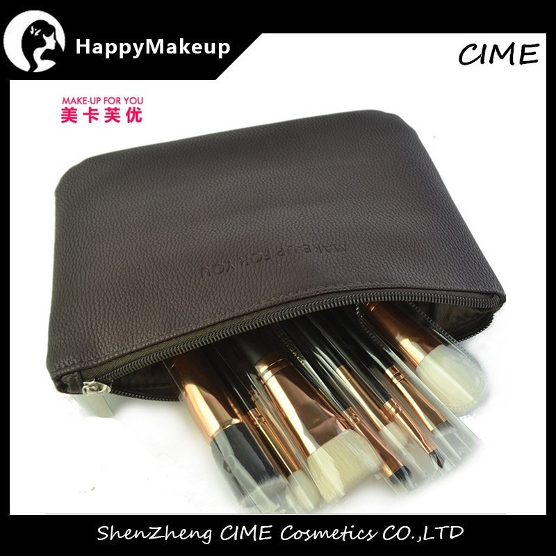 New Arrival 8pcs handmade personalised makeup brushes set