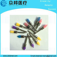 Dental Disposable Prophy Brush / consumable goods / ZB-42