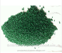 Recycled PP Granules Injection Grade Green Color