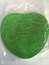 Personalized deodorizing frangant urinal screent urinal mat for promotion