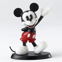 Large size customized mickey mouse resin