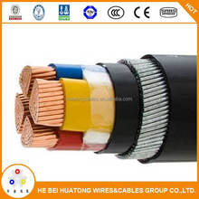150mm2 *4-Core XLPE U/G Armoured Cable with 0.6/1kv