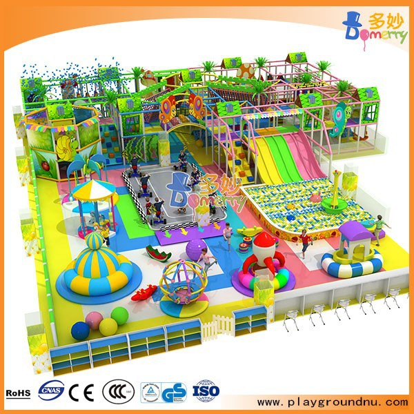 Logistic ten-cent naughty castle indoor playgroun,entertainment kids indoor playground