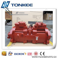 Korea KAWASAKI &China OEM EC290 Excavator Hydraulic main pump, EC290 Main pump assy, EC290 Hydraulic main pump
