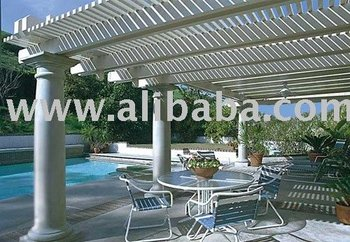 Awnings-Canopies-Lattice-Enclosures pergola