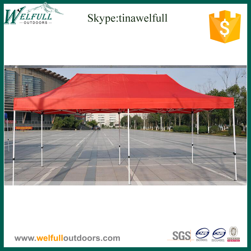 3*6M Portable Outdoor Large Commercial Gazebo Tent