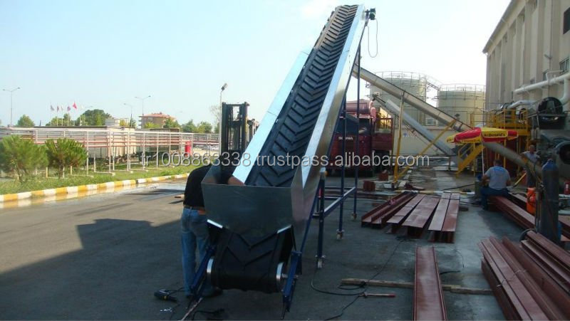 Heavy Duty Conveyor for Sand, Mining, etc