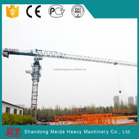 5ton crane for sale tower crane QTP5010 NEW QTZ50 PT5010 TOPLESS CHINESE TOWER CRANE MODEL