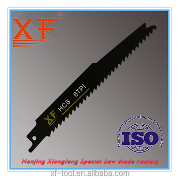 China High Quality Wood Reciprocating Saber Saw Blades