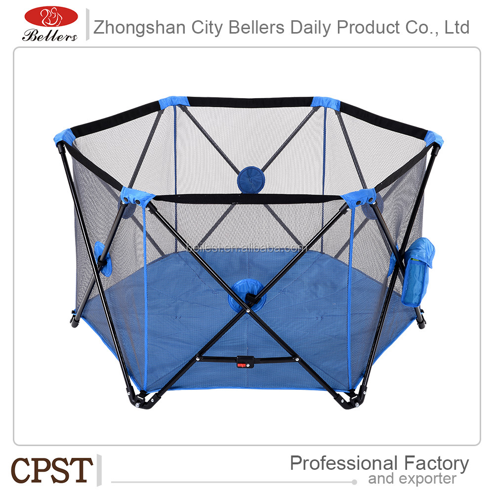 New & Hot Sale U.S.A Standard Folding Safety Fence Baby Playpen