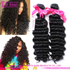 High quality 100% virgin human european hair grade 7a european hair extensions human hair deep wave hair