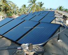 Green energy solar pool collector heater solar panel collector