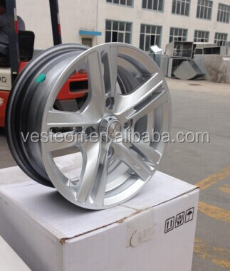Aftermarket Front and rear alloy wheel 14 15 16 17 18 19 20 inch