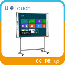 OEM supported 82inch Educational Equipment/Cheap interactive whiteboard/interactive smart board