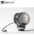 Oledone Oval 8'' 120W heavy duty construction machinery led work light