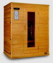 Infrared Home Sauna