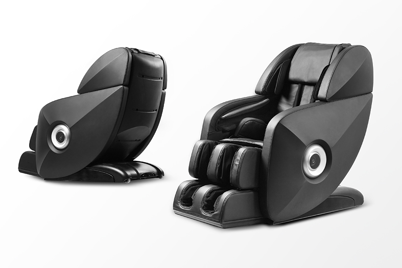 Unique heated recliners inflatable air massage chair