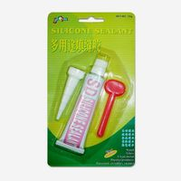 High temperature waterproof silicone sealant, high temp resistant sealant