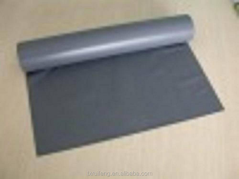 single side silicone Woven Fiberglass