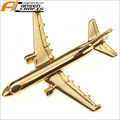 A321 Boxed Pin - Gold