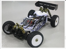 1:8 Scale 4WD Full Proportional RC remote control off road buggy over 90km/h speed
