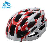 INBIKE China Supplier Universal Cool Bicycle Comfortable Sport Bike Helmet