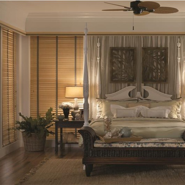 Indoor Wood wooden Venetian Blind for plantation shutters