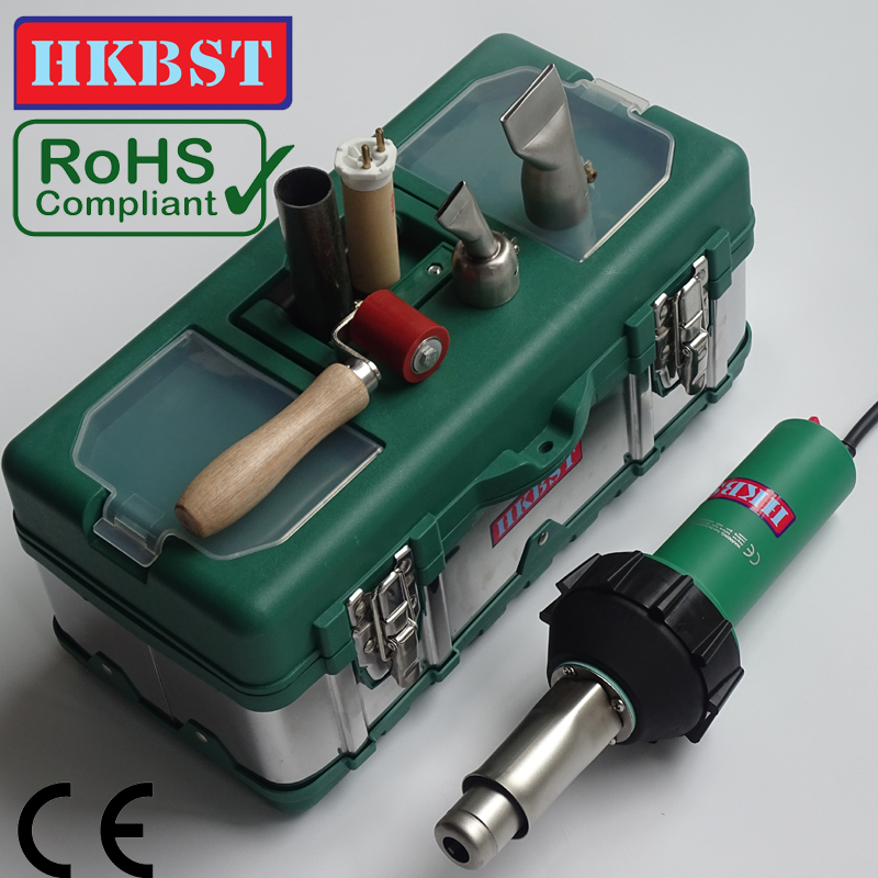 Handheld Plastic Welder For Pp Pe Pvc Sheet Handheld Industrial Hot Air Welder Plastic Hot Gun