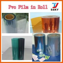 Finely processed and Multi-Function pvc soft packing film
