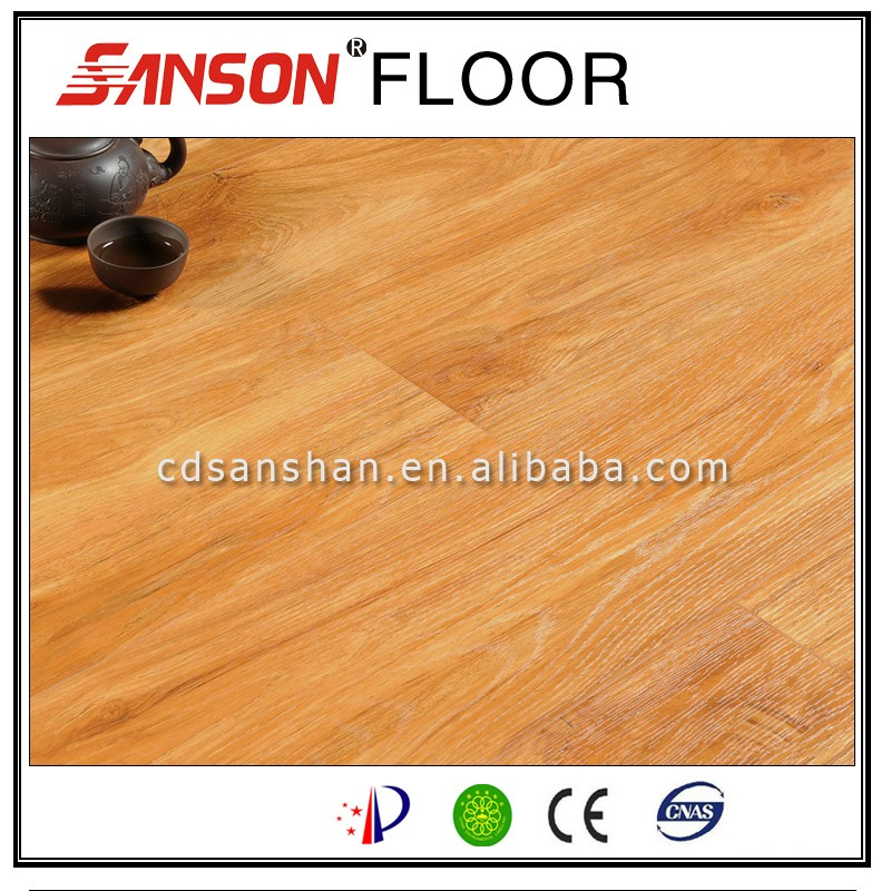 Y1-6808 AC3 AC4 anti-scratch hdf wood laminate flooring