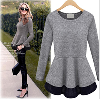 HFR-KW03 wholesale wool sweater design for girl