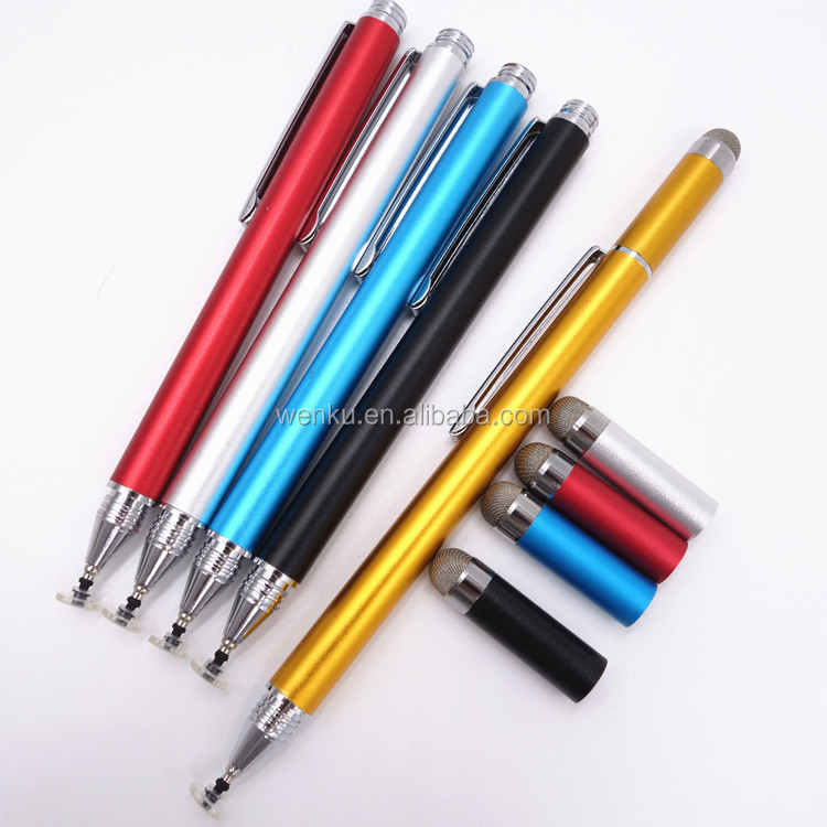 Capacitive Touch Screen Stylus for iPad and iPhone