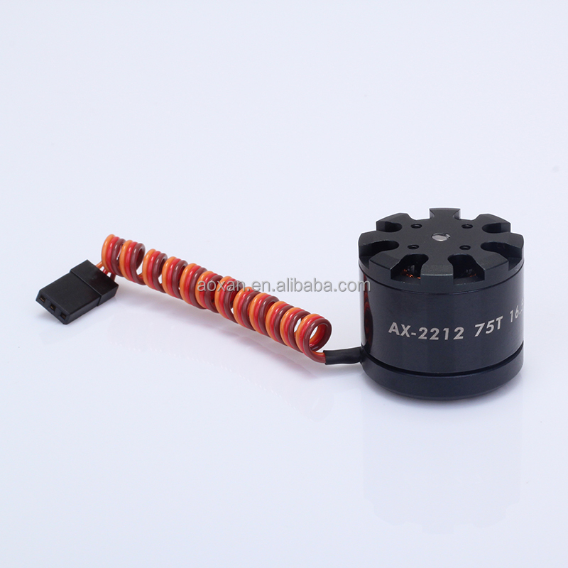 Factory Brushless Outrunner Gimbal Motor 2212 For Gopro Aerial Photography