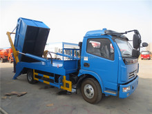 Top quality hot selling bin lift refuse collector trucks