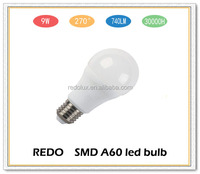 A60 E27 Led Lighting bulb edison bulb led