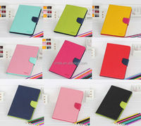 Mercury Goospery Premium PU Leather Card Wallet Flip Case Cover for Samsung Galaxy Tab 2 7.0'' P3100 P3110