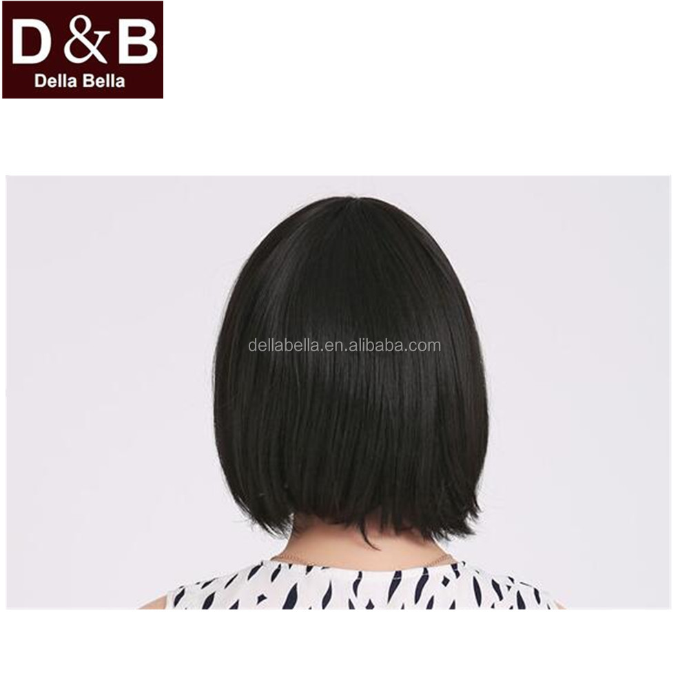 HYW0012 Wholesales fashion new design full lace wig for woman