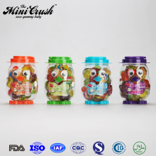Taiwan new choice jelly Nata de Coco in lovely plastic jar