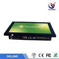 10.1 inch industrial touch screen panel pc with 1280x1024 resolution