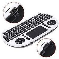 2.4G Rii Mini i8 Wireless Keyboard with Touchpad F PC Pad Google Andriod TV Box