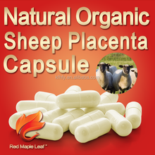 Anti-aging and Beauty Sheep Placenta Capsules