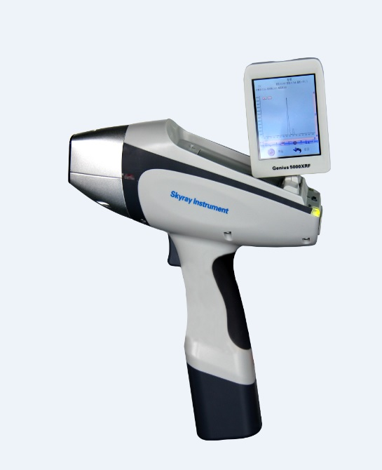 Niton handheld portable XRF Analyzer for metal content Non-destructive analysis