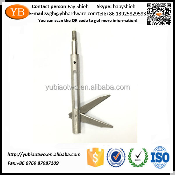 Precise Metal Accessories for Electronic Cigarette